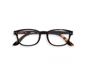 Izipizi Reading Glasses - Leesbril #B Tortoise
