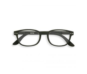Izipizi Reading Glasses - Leesbril #B Kaki
