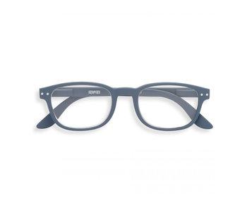 Izipizi Reading Glasses - Leesbril #B Grey