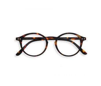 Izipizi Reading Glasses - Leesbril #D Tortoise