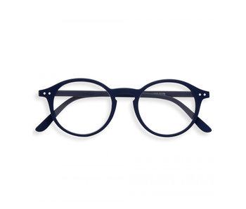 Izipizi Reading Glasses - Leesbril #D Navy Blue