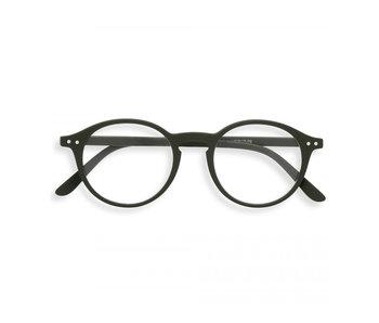 Izipizi Reading Glasses - Leesbril #D Kaki
