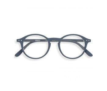 Izipizi Reading Glasses - Leesbril #D Grey