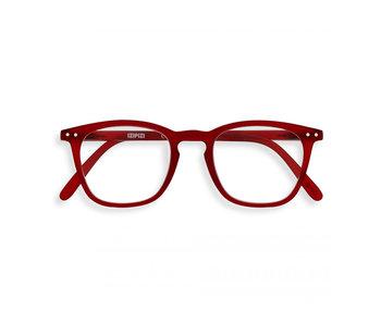 Izipizi Reading Glasses - Leesbril #E Red
