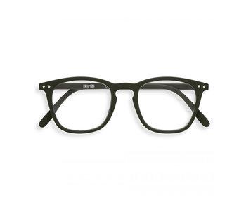 Izipizi Reading Glasses - Leesbril #E Kaki