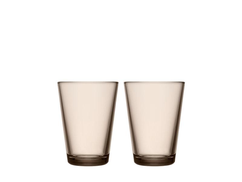 Iittala Kartio Glas Linen 40 cl