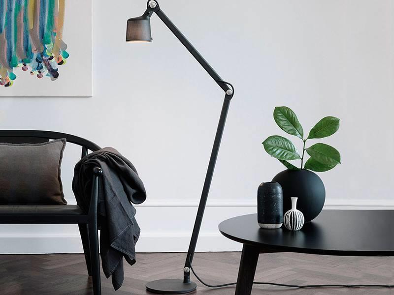 Vipp 525 Floor Reading Lamp