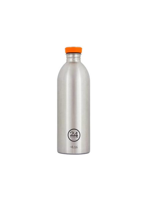 24 Bottles Urban Bottle 1 l Steel
