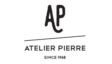 Afbeeldingsresultaat voor atelier pierre logo