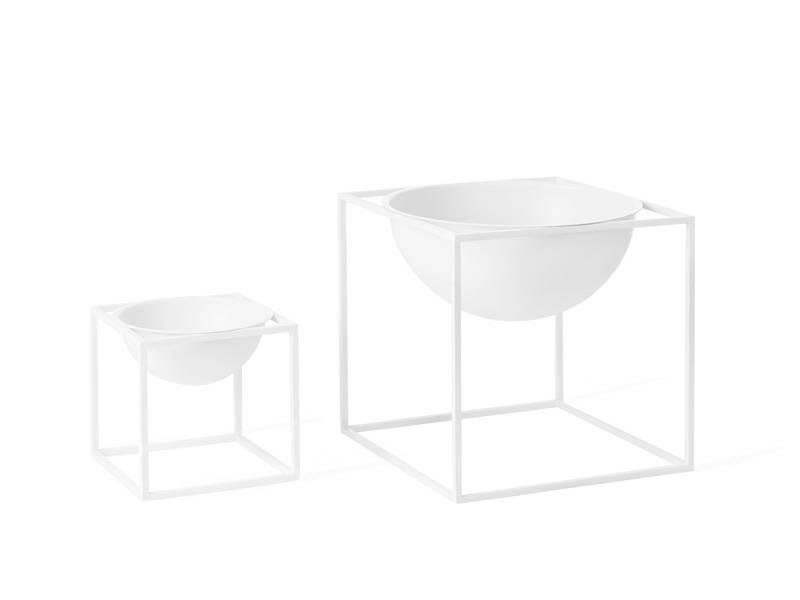 By Lassen Kubus Bowl Small White