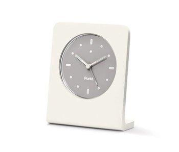 Punkt Alarm Clock White