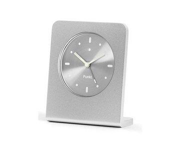 Punkt Alarm Clock Silver