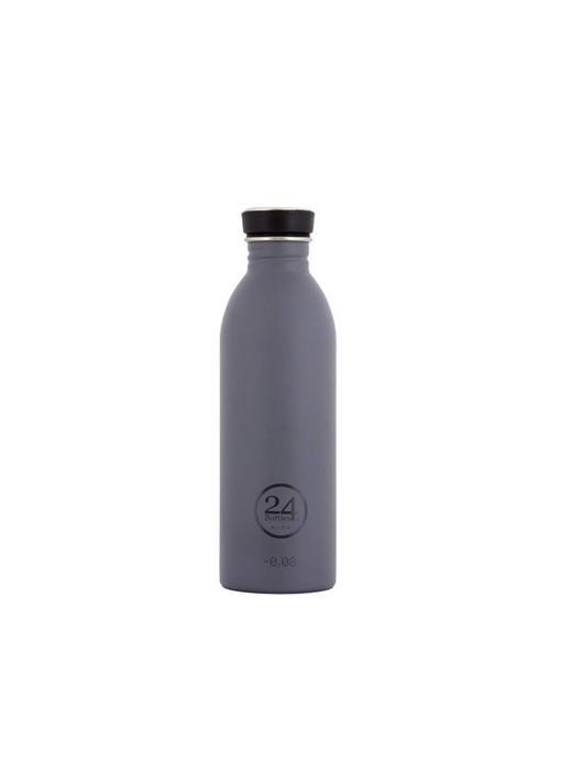 24 Bottles Urban Bottle 500 ml Grey
