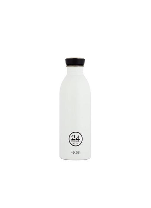 24 Bottles Urban Bottle 500 ml White