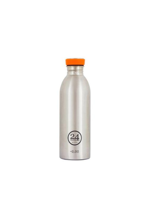 24 Bottles Urban Bottle 500 ml Steel