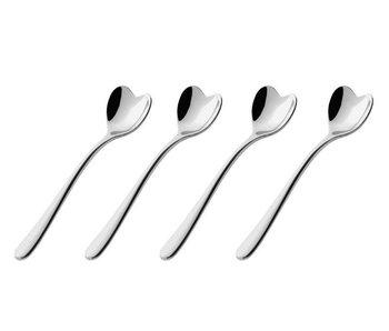Alessi Il Caffè Spoons 4 pcs.