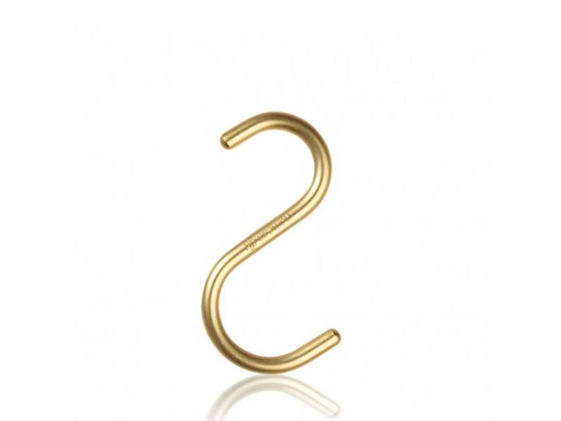 Nomess S-Hook Gold 5 pcs.