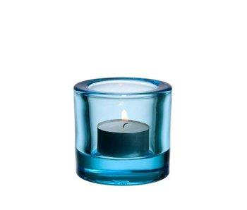 Iittala Kivi Votive Light Blue