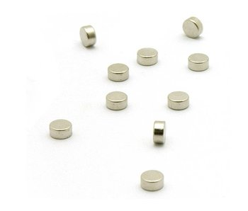 Trendform Steely Magnets Zilver 10 pcs.