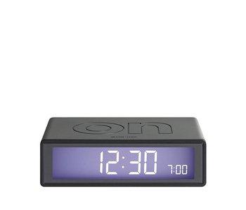 Lexon Flip Alarm Clock Gun