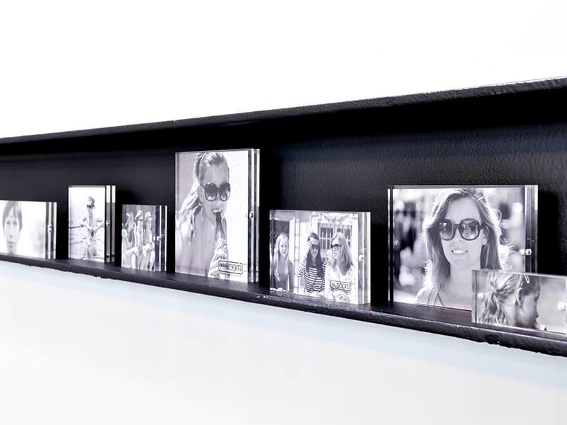 XLBoom Acrylic Magnetic Frame 5 x 10
