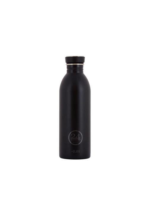 24 Bottles Urban Bottle 500 ml Tuxedo Black
