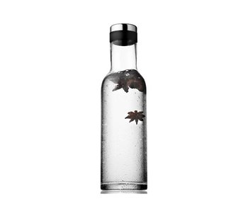 Menu Water Bottle Carafe
