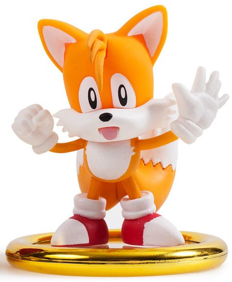Tails 2 20 Sonic The Hedgehog Mini Series Mintyfresh