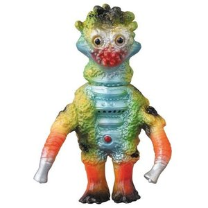 Medicom Toys Disc Kaijyu Mother (Black eyes) VAG series 9 by Zollmen