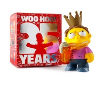 Simpsons 25th Anniversary Mini Series (1x Blindbox)