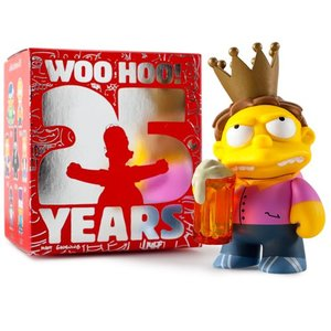 Kidrobot Simpsons 25th Anniversary Mini Series (1x Blindbox)