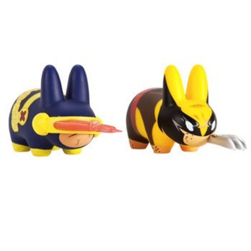 Kidrobot Marvel Labbit series 2 - 1x Blindbox