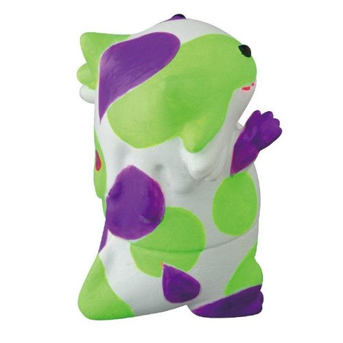 Medicom Toys Byron (Green & Purple) VAG Box series 1 by T9G x Shoko Nakazawa