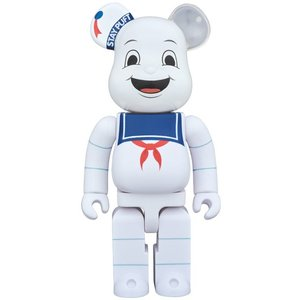 Medicom Toys 400% Bearbrick - Stay Puft (Ghostbusters)