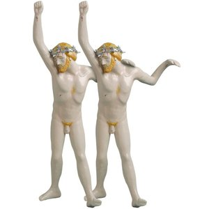 Medicom Toys Christ Unlimited set by Herman Makkink x Medicom Toys