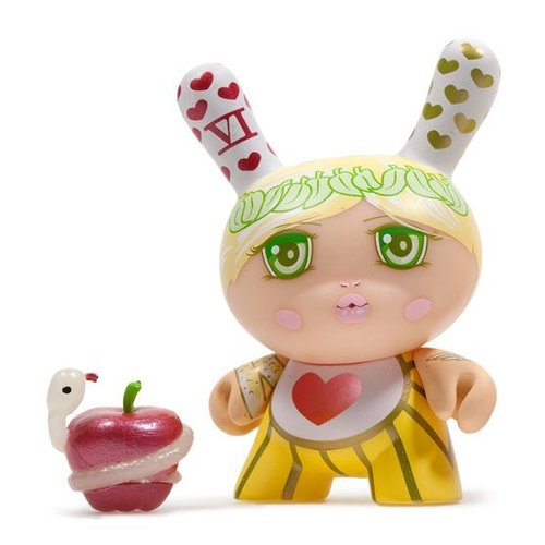 Kidrobot The Lovers 2/24 by Camilla d'Errico - Arcane Divination Dunny Series