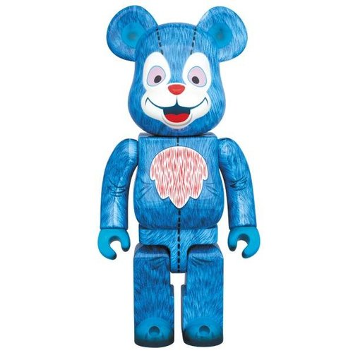 Medicom Toys 400% Bearbrick - IT Bear by Milk Boy Toys
