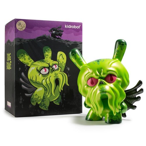 "Kidrobot 8"" King Howie Dunny by Scott Tolleson"