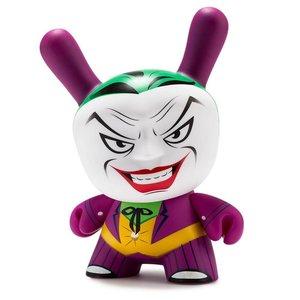 "5"" Classic Joker Dunny by DC Comics x Kidrobot"