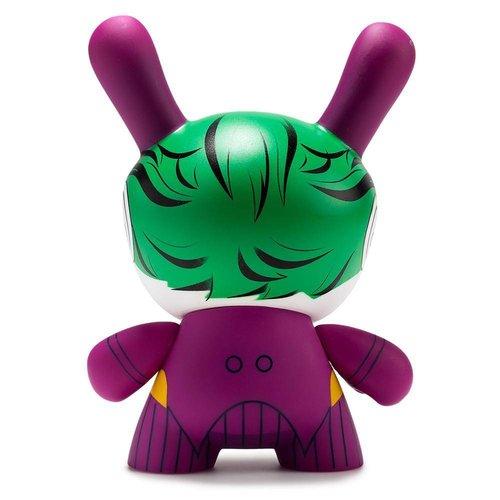 "Kidrobot 5"" Classic Joker Dunny by DC Comics x Kidrobot"