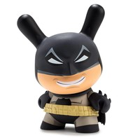 "5"" Dark Knight Batman Dunny by DC Comics x Kidrobot"