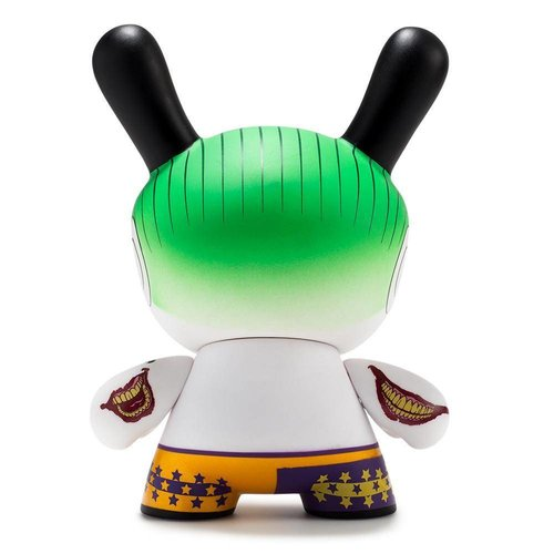 "Kidrobot 5"" Suicide Squad Joker Dunny by DC Comics x Kidrobot"
