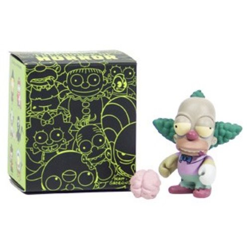 Kidrobot Simpsons Tree House of Horror series - 1x Blindbox