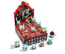"""""""The 13"""" GID Dunny series by Brandt Peters - Sealed Case (20 Pieces)"""