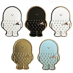 Creamlab Treeson pin by Bubi Au Yeung