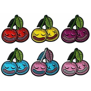 Creamlab Cherrysh Pin (Soft Enamal) by Creamlab