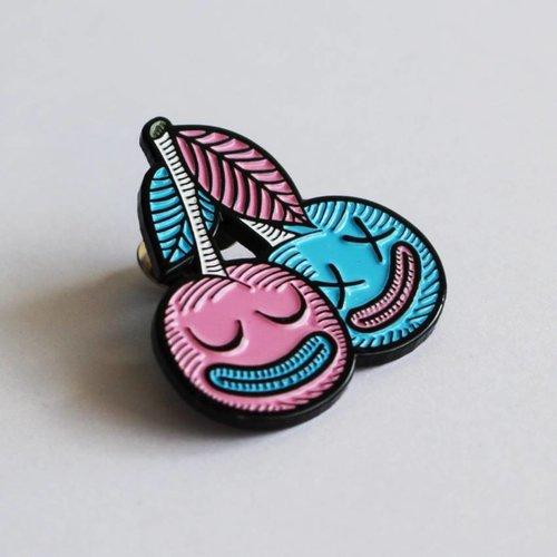 Creamlab Cherrysh pin by Creamlab