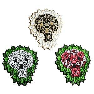Reaper Skull Pin by David Stevenson