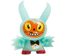 """Diablo (GID) 3/40 - Dunny """"The 13"""" GID Dunny series by Brandt Peters"""