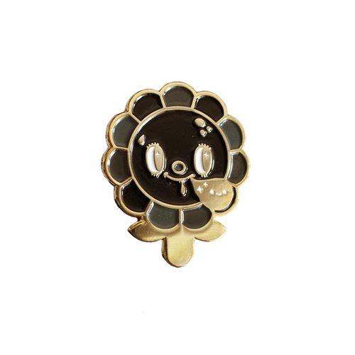 Creamlab Megalopolitan Bloom pin by Squink